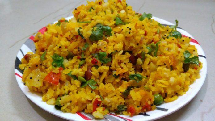 India Tv - Veggie Poha