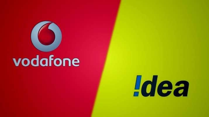 vodafone idea 299 449 699 plan recharge prepaid double data offer launch vodafone idea, vodafone, id