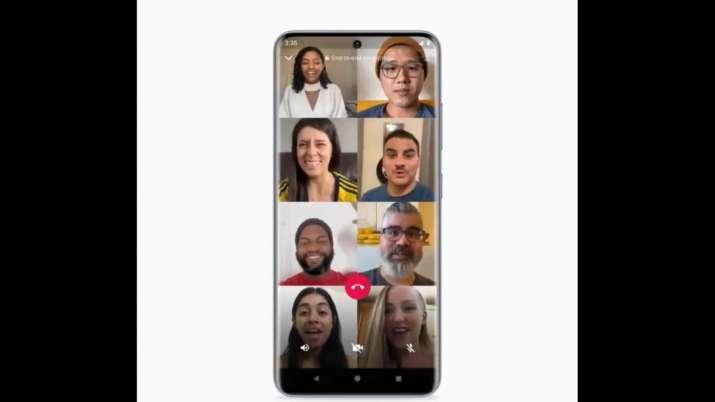 whatsapp, whatspp group, whatsapp video calling, whatsapp group video calling, whatsapp group video