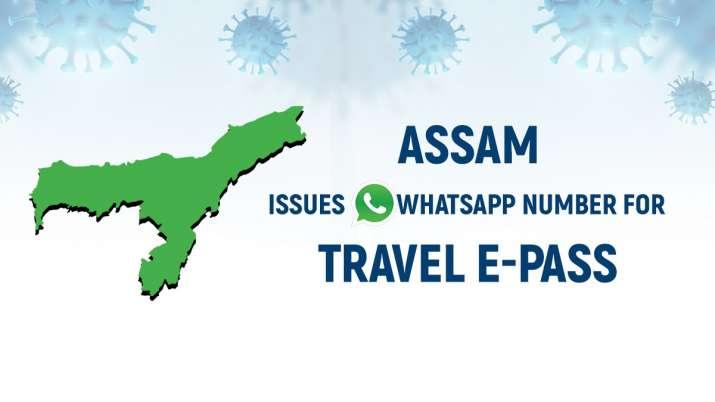 kamrum assam travel e-pass covid19 helpline number