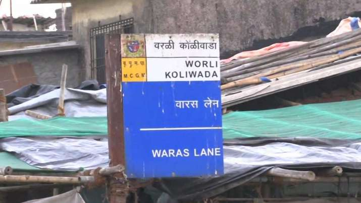 Worli is one of the epicenter of coronavirus in the city