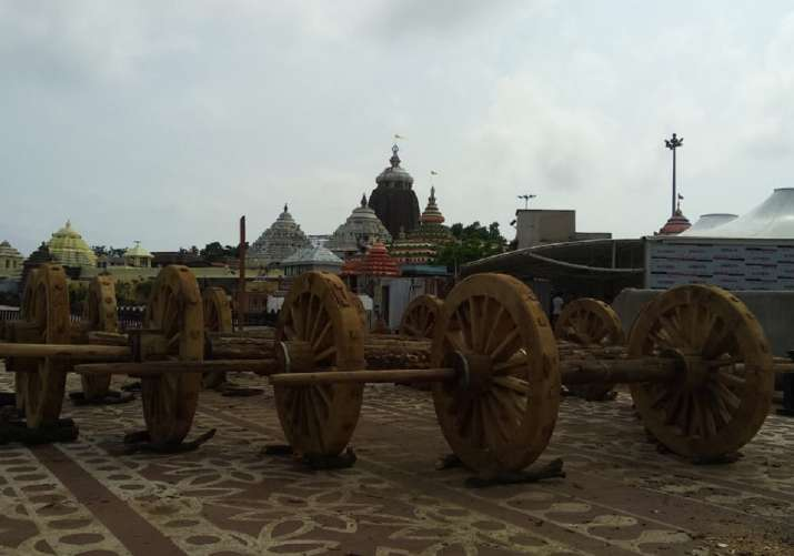 Puri's Lord Jagannath Rath Yatra to take place on June 23