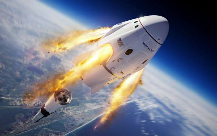 SpaceX's Dragon crew capsule all set for mission Demo-2 on ...