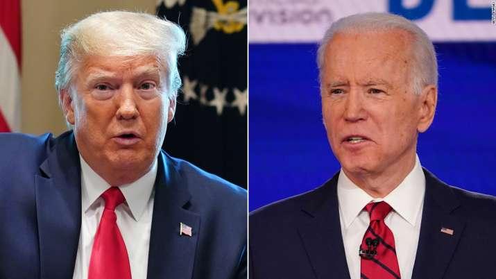 Trump campaign raises USD 61 million in April, Biden USD 60 million amidst COVID-19 crisis