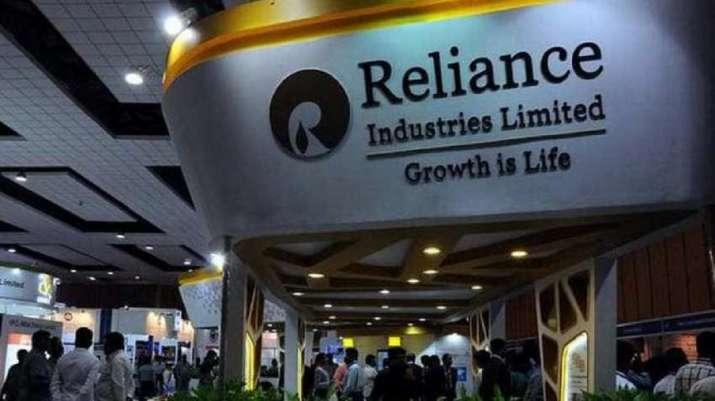 reliance shares