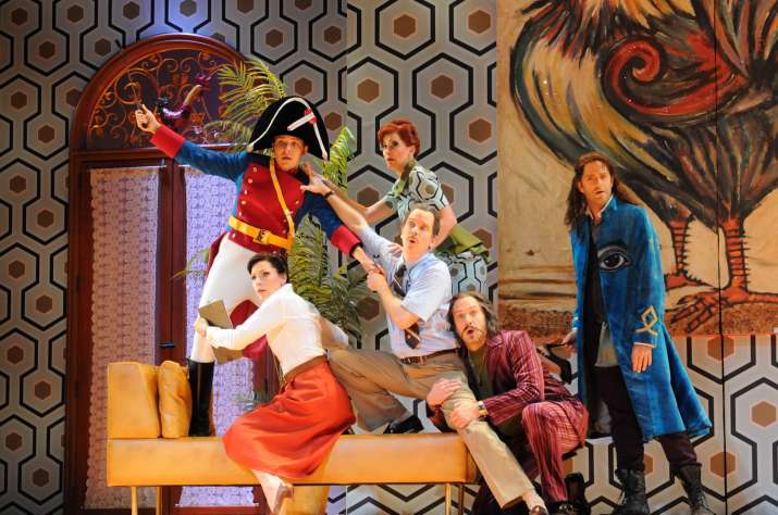 India Tv - The Barber of Seville