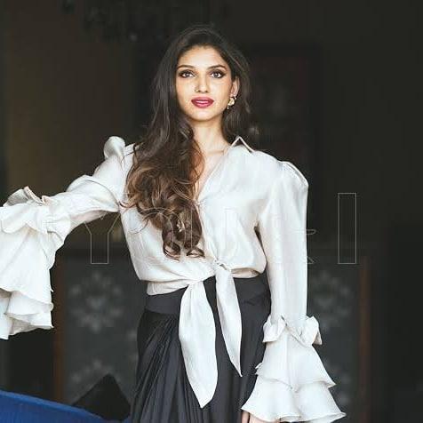 India Tv - Actor Rana Daggubati's beautiful fiance Miheeka Bajaj