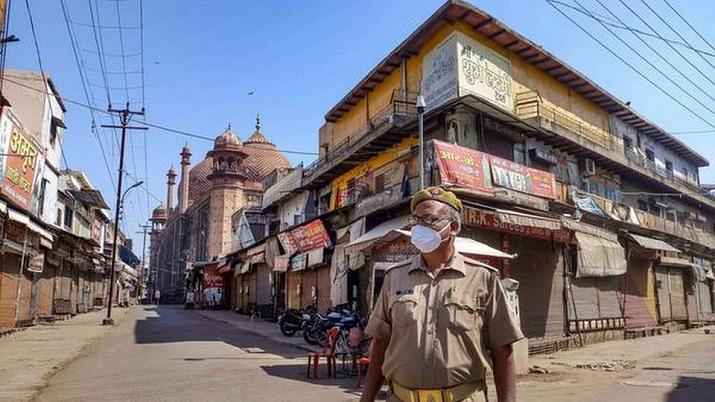 Coronavirus in Agra