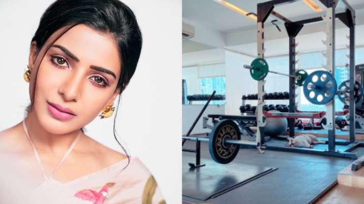 Samantha Akkineni's workout secret, 'all in 60 seconds'