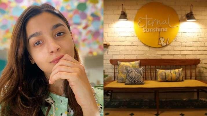 Alia Bhatt designs her office 'Eternal Sunshine' with 'Dear Zindagi' art director Rupin Suchak