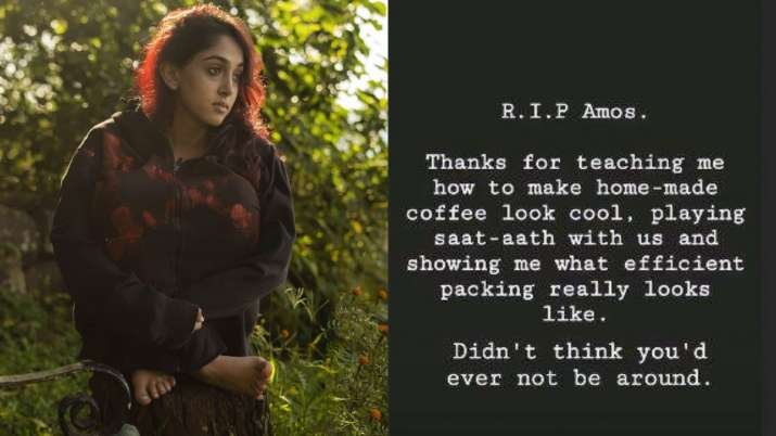 Aamir Khan's daughter Ira shares an emotional note after assistant Amos Paul's death