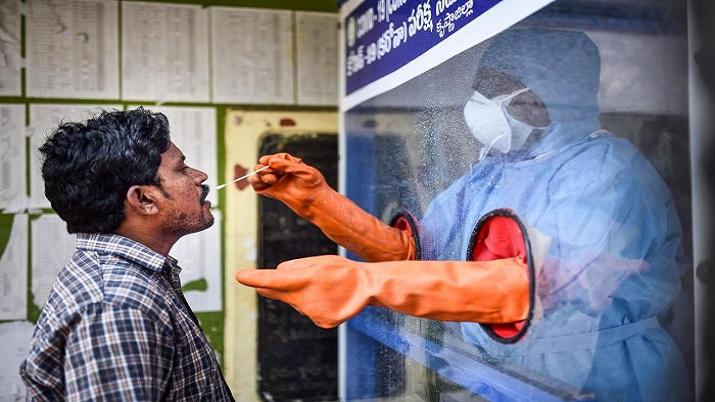 Coronavirus in Andhra Pradesh