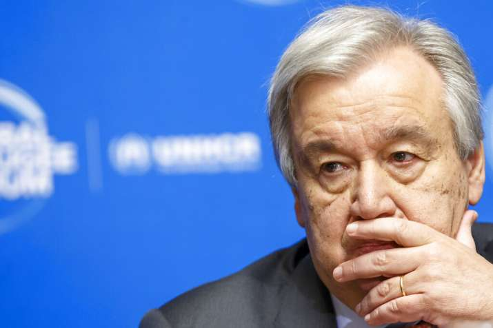 COVID-19 crisis increasing psychological suffering: UN chief