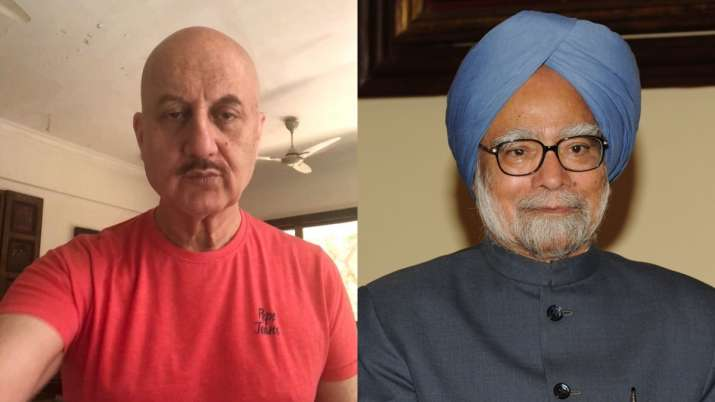 Anupam Kher wishes for former PM Manmohan Singh's speedy recovery