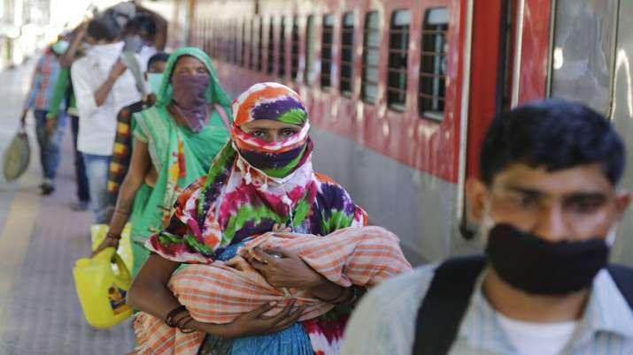 366 Shramik Special trains run so far, around 4 lakh migrants ferried: