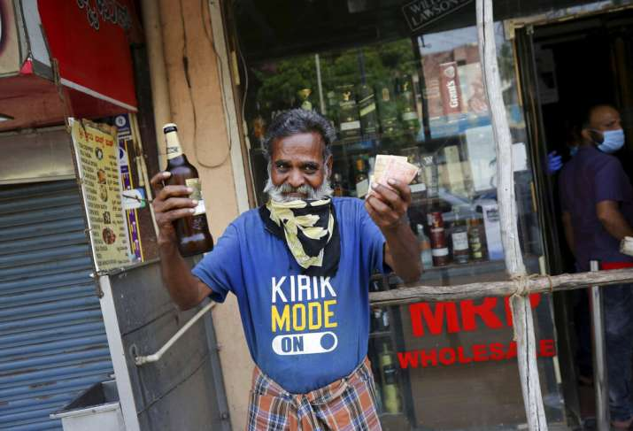 Home liquor delivery in Maharashtra to start. Here's how to register online