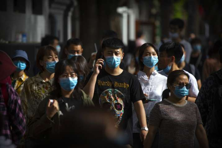 China on Friday claimed that the coronavirus broke out in the various parts of the world last year b