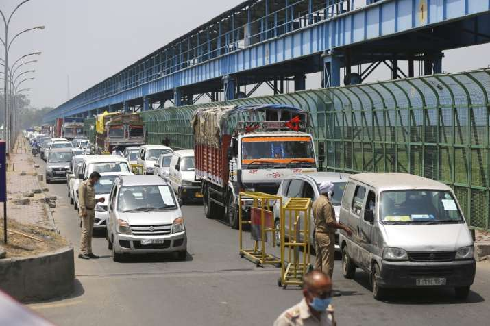 Lockdown 4.0: Hours after nod by UP govt, Noida authorities deny entry from Delhi