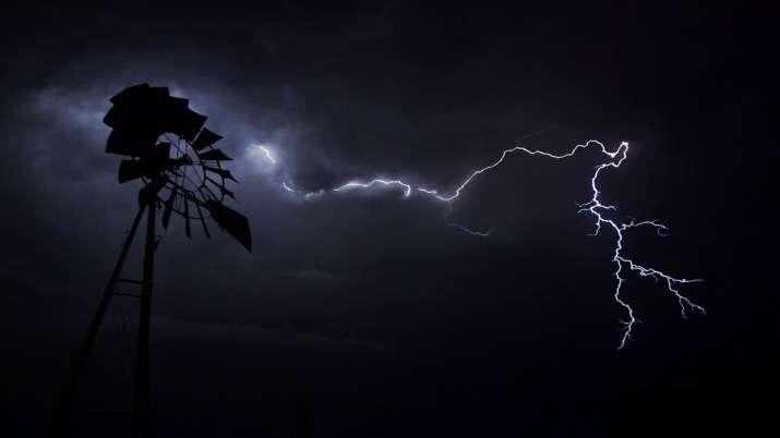 uttar pradesh weather, uttar pradesh lightning, 22 killed, uttar pradesh, uttar pradesh thunderstorm