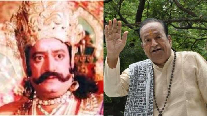 Ramayan's Raavan aka Arvind Trivedi's nephew rubbishes death hoax