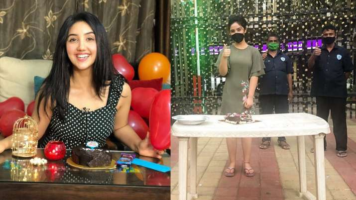 Patiala Babes actress Ashnoor Kaur rings in 16th birthday with corona fighters, cuts cake with watch