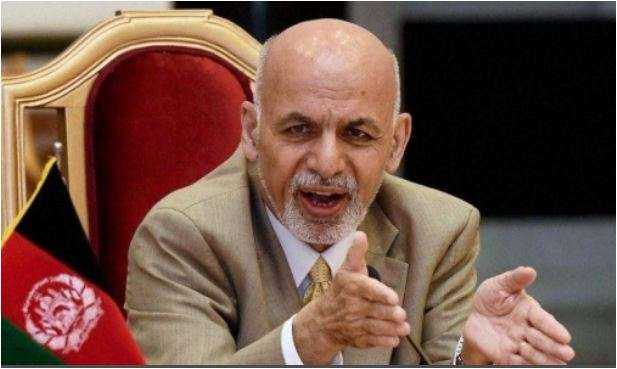 Afghanistan President Ashraf Ghani defends new aggressive military policy