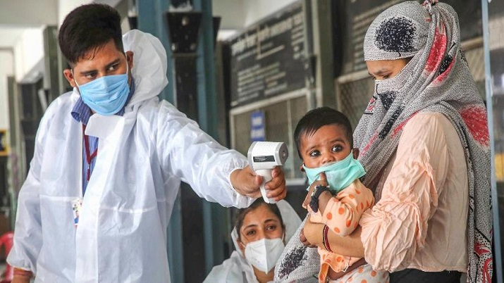 Assam COVID-19 cases