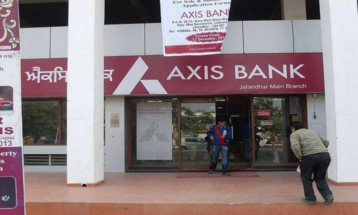 Axis Bank shares jump over 7 percent as asset quality improves