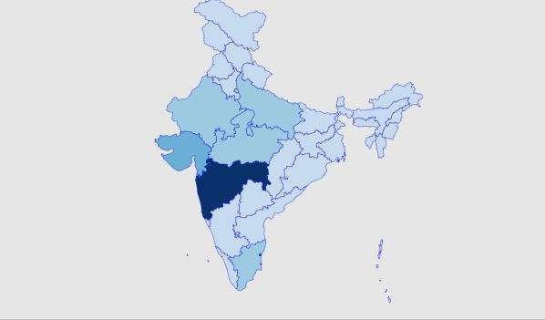 India's coronavirus recovery rate rises to 29.9%; fatality rate at 3.3%