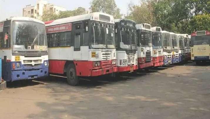 APSRTC bus services