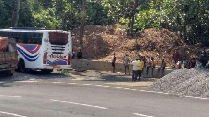 odisha bus accident