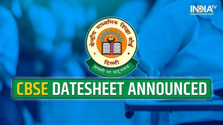 CBSE Board Exam 2020: CBSE Class 12 datesheet announced: Check full timetable, instruction here