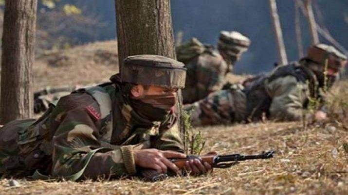 Pakistan again violates ceasefire on LoC in Baramulla