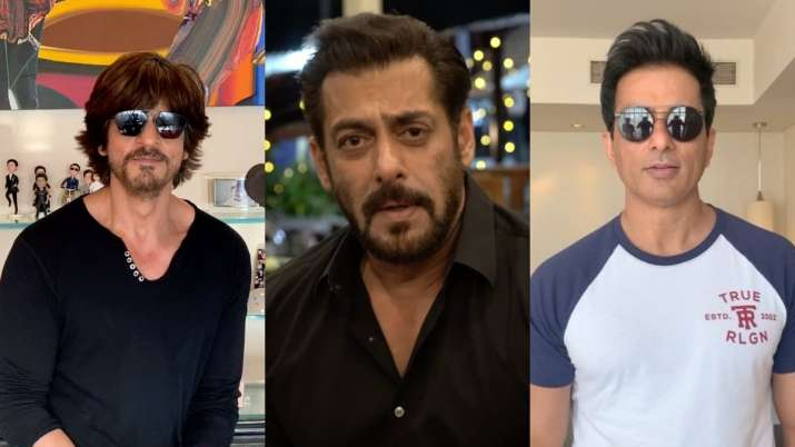 Shah Rukh Khan, Salman to Sonu Sood, India's film biggies help with funds, medical supplies and food
