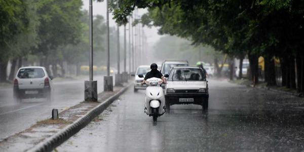 Thundershowers lash Chandigarh, Punjab