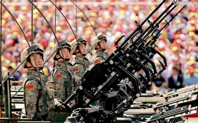 China hikes defence budget to USD 179 billion, nearly three times that of India