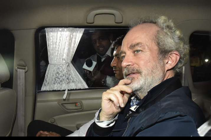 Delhi court allows ED to interrogate Christian Michel