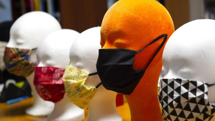 Cloth masks may prevent COVID-19 spread: Study
