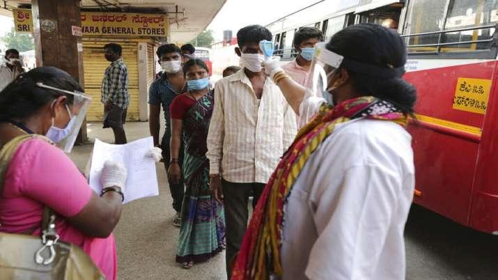 Coronavirus lockdown, COVID19 outbreak India