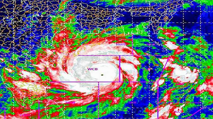 India Tv - Cyclone Amphan, super cyclone Amphan, West Bengal, Odisha