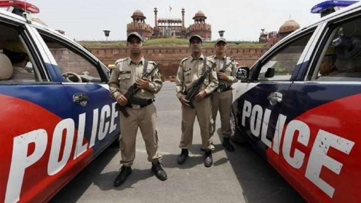 Delhi Police, robbery, crime