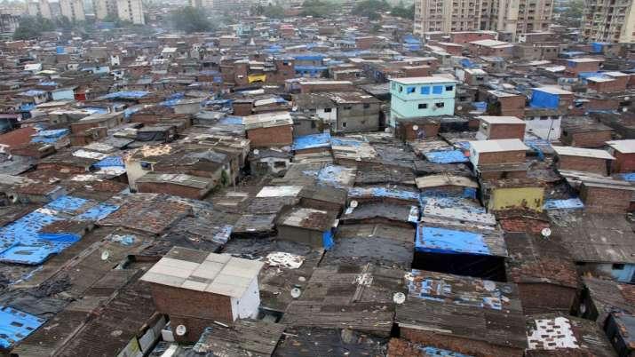 coronavirus cases in Dharavi