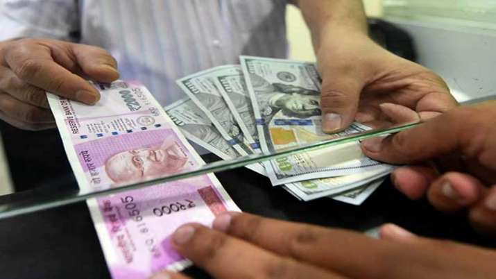 Rupee settles 9 paise lower at 75.72 against US dollar