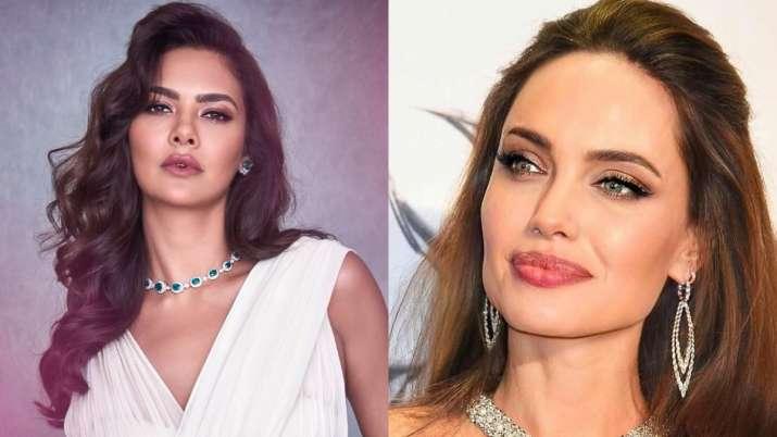 Esha Gupta gives a befitting reply to trolls who called her 'Gareebo Ki Angelina Jolie'
