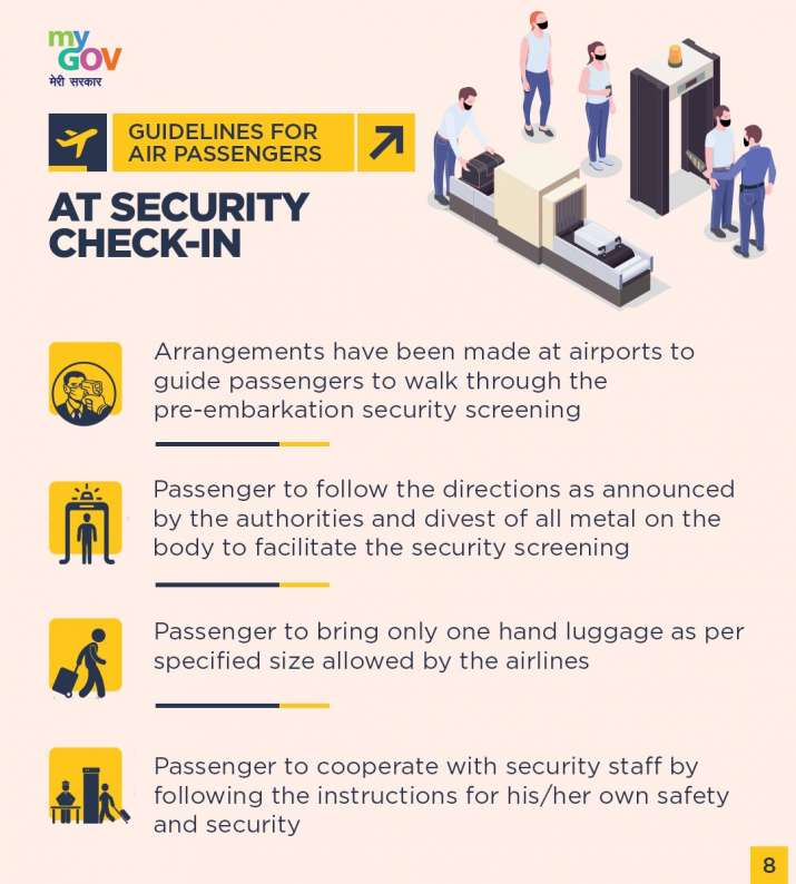 India Tv - Security Check-in