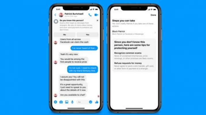 facebook, facebook messenger, facebook messenger new features, facebook messenger new privacy featur