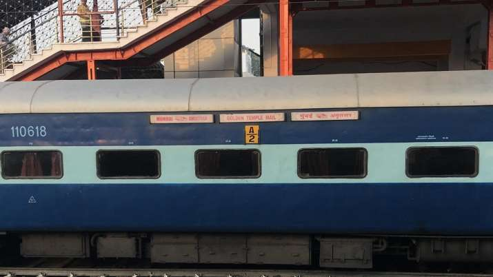 Golden Temple Mail, IRCTC, Indian Railways, Trains