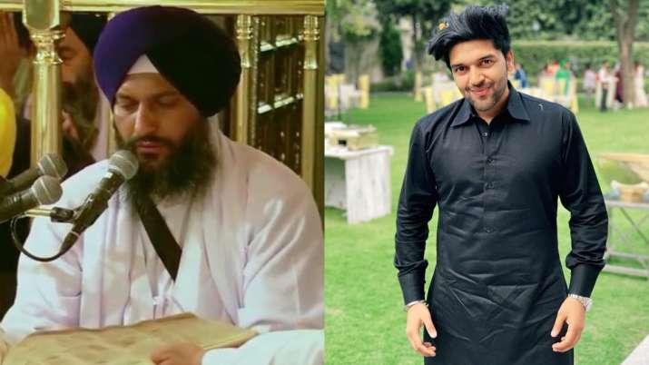 Guru Randhawa unveils devotional song 'Satnam Waheguru.' Watch video