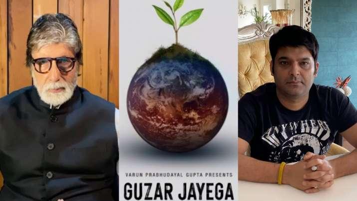 Guzar Jayega: Amitabh Bachchan, Kapil Sharma, Sunny Leone and over 60 celebs feature in new motivati