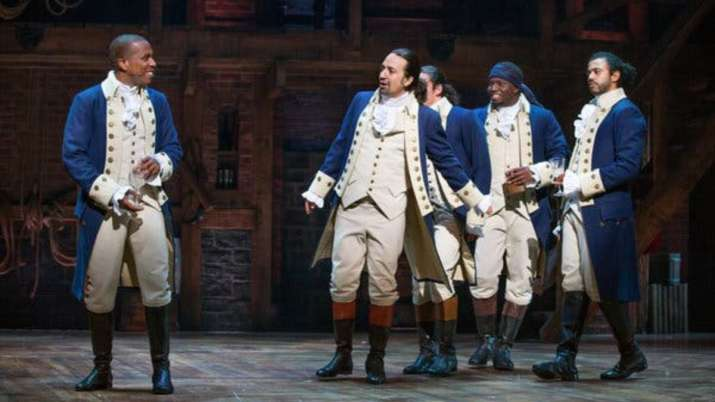 Hamilton movie heading straight to Disney Plus on July 3
